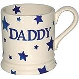 Emma Bridgewater Starry Skies Daddy Mug by Emma Bridgewater