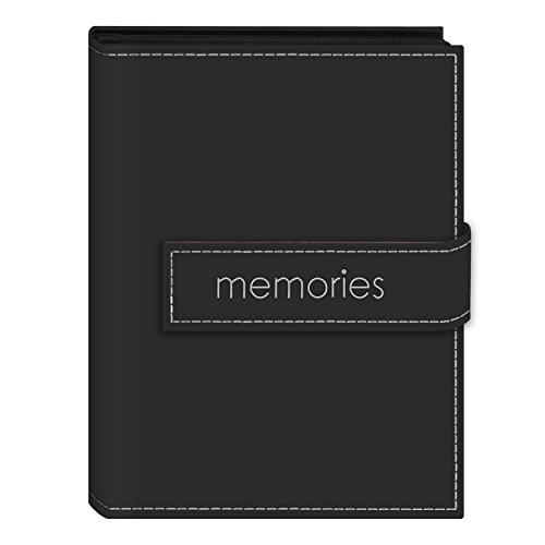 Pioneer Photo Albums 36-Pocket 5 by 7-Inch Embroidered