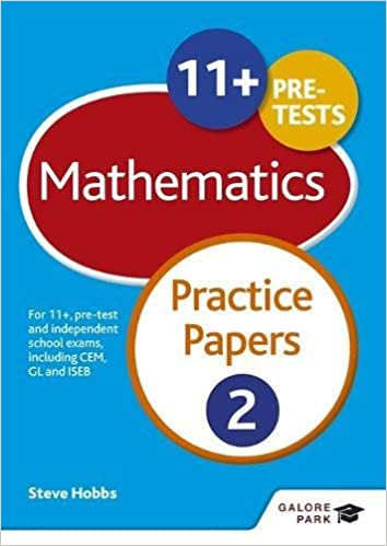 11+ Maths Practice Papers 2: For 11+, pre-test and