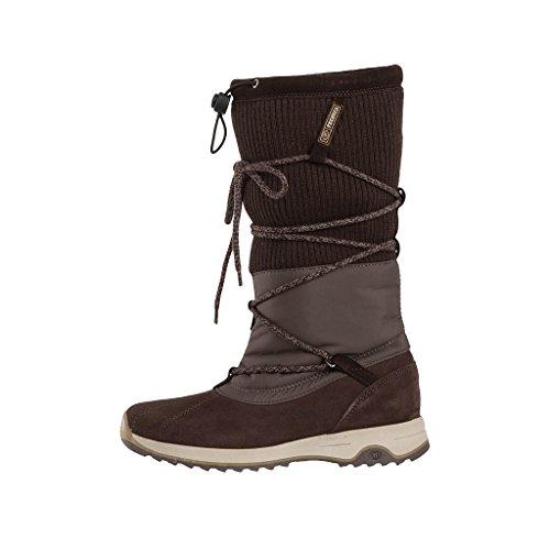 Tecnica - Zapatillas de senderismo para mujer Marrón marrón