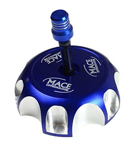 BLUE BILLET CNC FUEL GAS CAP FITS RAPTOR 660 BANSHEE 350 WARRIOR BLASTER 200 TTR YFZ 450/R SUZUKI LTR DRZ