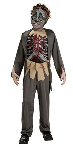 Make Your Own Child's Halloween Costume (Rubie's Costume Co Corpse Costume, Large)