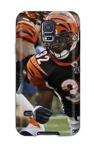 Holly M Denton Davis's Shop New Style cincinnatiengals NFL Sports & Colleges newest Samsung Galaxy S5 cases