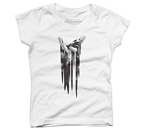 Design By Humans Free Girls Youth Graphic T Shirt