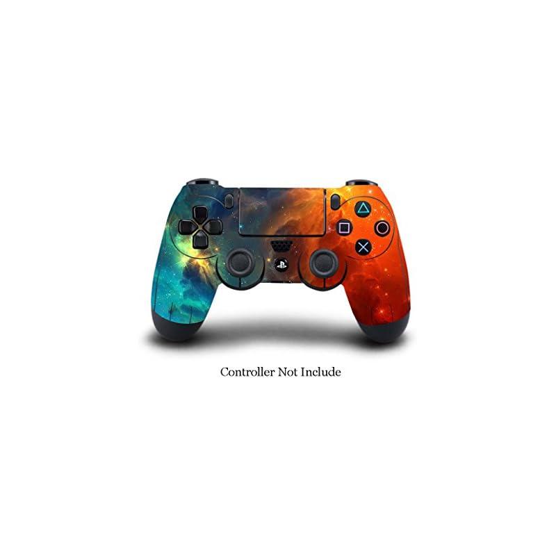 SKINOWN PS4 Controller Skin Cosmic Nebul