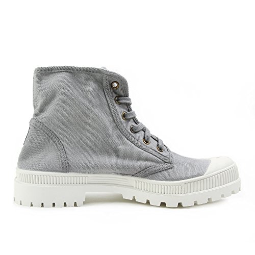 Natural World Vegan Bota Baja Men Gris Grey