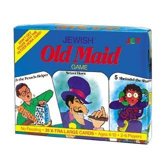 Jewish Old By Game Educational ToysAmazon it Card Maid vmNw08n