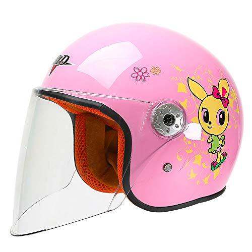 WANGXB Kids Helmet,Childrens Helmet,Half Helmet Lightweight Breathable,Impact Resistance.for Riding/Skating/Scooter…