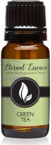 Oil Essential Green Tea (Green Tea Premium Grade Fragrance Oil - 10ml - Scented Oil)