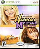 New Disney Interactive Hannah Montana The Movie Xbox 360 High Quality Practical Modern Design