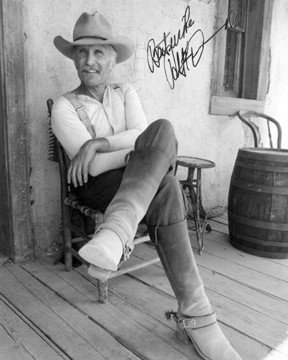 Gus On Porch Lonesome Dove 8 X 10 Photo