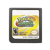 Game Card for Pokemon Ranger, Shadows of Almia, Game Cartridges for Nintendo DSL DSI DS 3DS XL 2DS, for Boys, Girls, Game Lovers