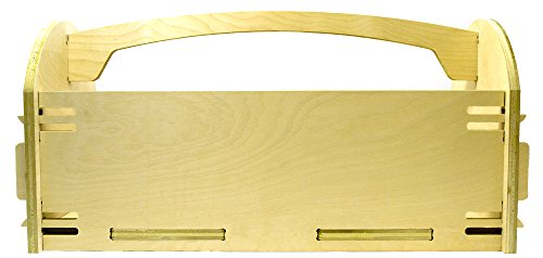 - Classic Wooden Toolbox Made in America 22.25