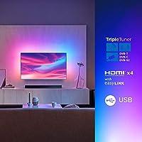 Televisor Philips Ambilight 43PUS7304/12 Smart TV de 108 cm (43 ...