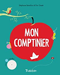 Mon comptinier (1CD audio)