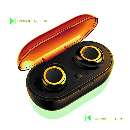 Earphones,Hi-Res Stereo Earbuds with Extra Bass,Noise Cancelling Headphones with Microphone and Volume Control in Ear Headphones with Microphone