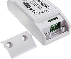 sonoff Basic WiFi Wireless Smart Switch Module Modified ABS Shell Socket.