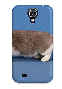 Awesome FgRafRG3933GIEqW Tammy Allen Penner Defender Tpu Hard Case Cover For Galaxy S4- Munchkin Cats
