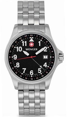 Relojes Hombre Wenger Wenger Aerograph 72098