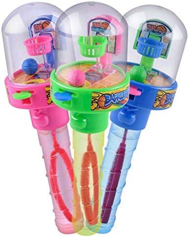 Coxeer 3PCSバブルゲームスティッククリエイティブゲームバブルおもちゃ子供用小さなバブルワンド