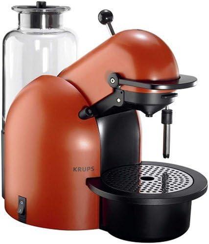 Nespresso XN4006 Terracotta - Cafetera monodosis (19 bares ...
