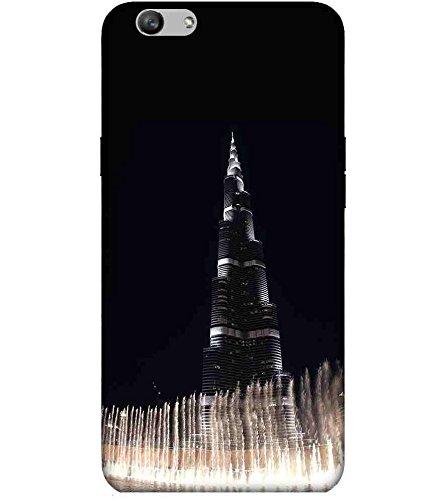 For Vivo V5 Plus tower Printed Cell Phone Cases, dark