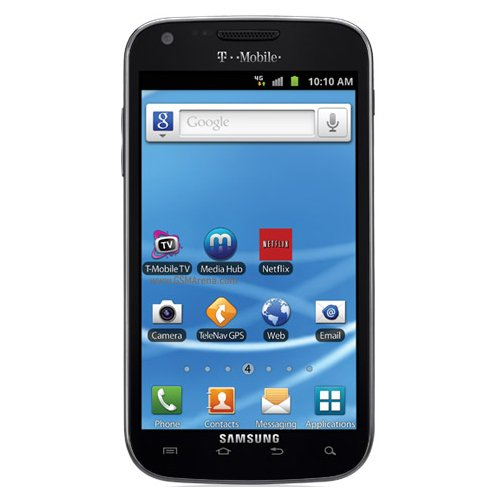 Samsung Galaxy S II 4G 3G Mobile Phone Steel Gray | T-Mobile by Samsung