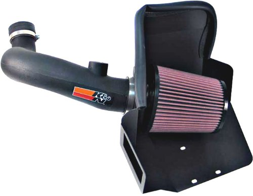 Dodge Caliber Cold Air Intake - K&N 57-1552 FIPK Performance Air Intake System