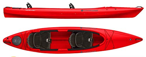 Wilderness Systems Pamlico 135T Tandem Kayak w/Rudder & Free