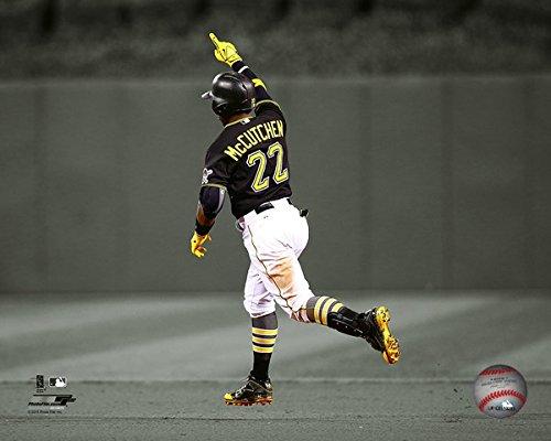 Andrew McCutchen Pittsburgh Pirates 2015 MLB Spotlight Action Photo (Size: 8