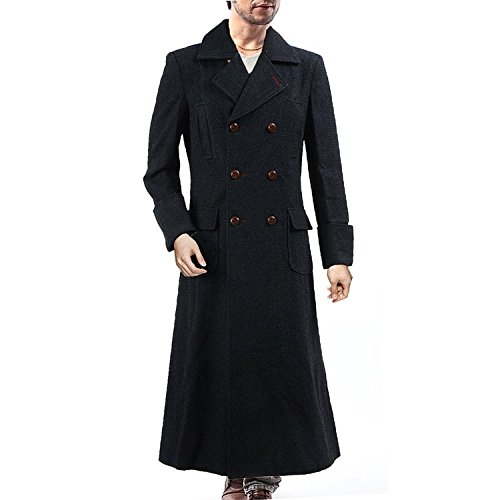 Cosdaddy® Sherlock Holmes Cape Mantel Cosplay Kostüm - Wool Version