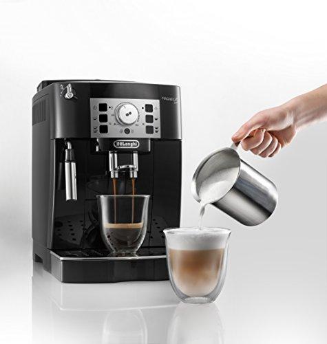 delonghi ecam22110 compact automatic italian espresso. Black Bedroom Furniture Sets. Home Design Ideas