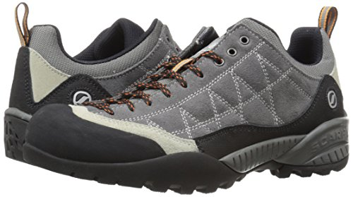 Scarpa Men's Zen Hiking Shoe, Smoke/Fog, 45 EU/11.5 M US by SCARPA (Image #6)