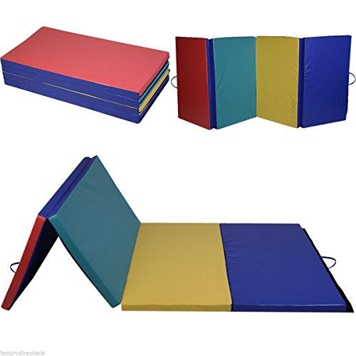 4 x2 pu gymnastics mat