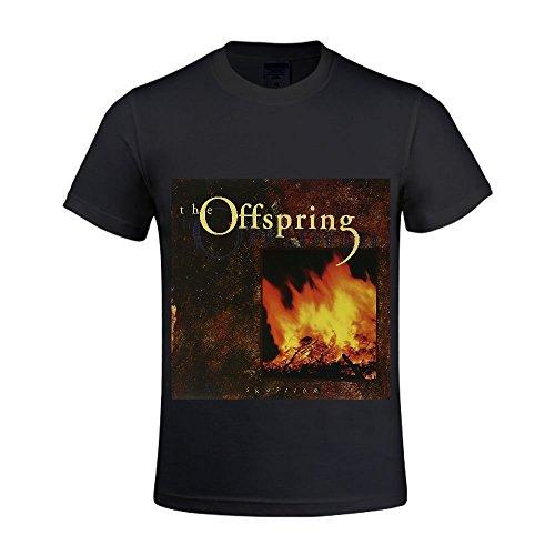 Driver Short Sleeve Pique Shirt (The Offspring Ignition Men Shirts Round Neck Diy Black)