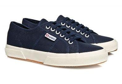 separation shoes 69c24 eacc4 Superga-Sneakers blau, Größe 42: Amazon.de: Schuhe & Handtaschen