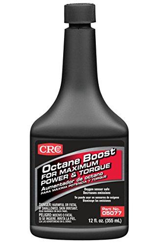 CRC Industries 05077 Octane Boost – 12 oz.