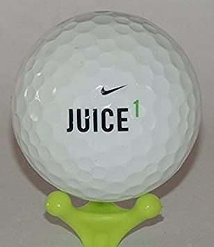 NIKE 120 AAA Juice Used Golf Balls