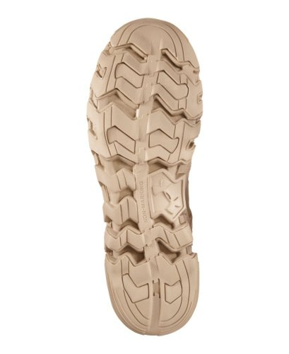 Onder Pantser Mens Ua Alegent Tactische Laarzen 10 Woestijnzand