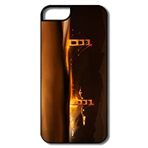 IPhone 5/5S Cases, San Francisco White/black Cases For IPhone 5S