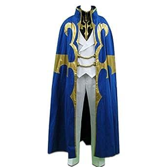 Code Geass Lelouch of the Rebellion Cosplay Costume - Kururugi Suzaku 3rd Large