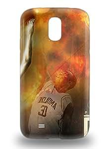 NBA Oklahoma City Thunder Kevin Durant #35 Fashion Tpu S4 Case Cover For Galaxy ( Custom Picture iPhone 6, iPhone 6 PLUS, iPhone 5, iPhone 5S, iPhone 5C, iPhone 4, iPhone 4S,Galaxy S6,Galaxy S5,Galaxy S4,Galaxy S3,Note 3,iPad Mini-Mini 2,iPad Air )