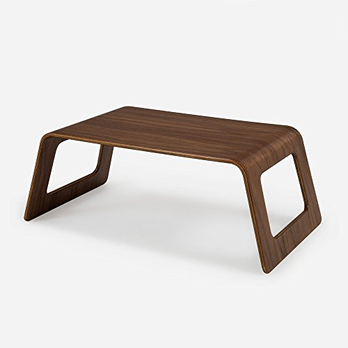 Case Study Bentwood Tray Table (Walnut Veneer) by Modernica