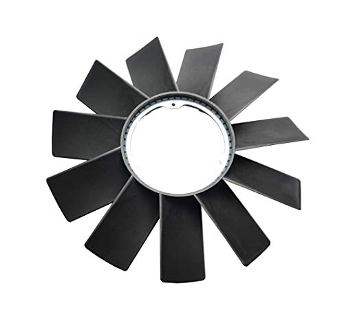 A-Premium Engine Radiator Cooling Fan Blade for BMW E32 E34 E39 E36 E46 Z3 E53 323i 325i 328i 525i 530i M3 Z3 X5