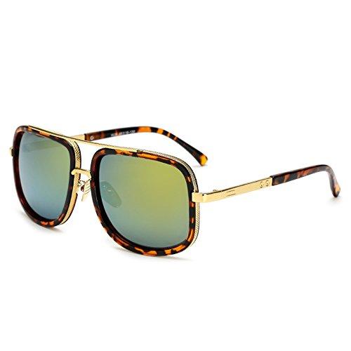 de C6 Gafas Sol Varón Gafas TL de Sol JY1828 C6 Mujer Gafas Mujeres Hombres para Hombre Mujer Sunglasses Sol de JY1828 Square WOzXz1q