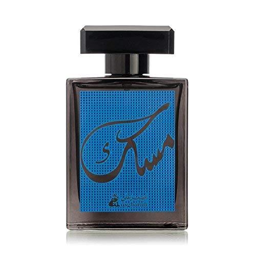 A AsgharAli Exotic Musk Perfume - Woody Ambery Citrus Fragrance - Eau De Parfum Spray for Men & Women (100ml)