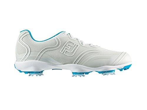 FootJoy FJ Aspire Women's Golf Shoes - 98895 WHITE - 9 MEDIUM