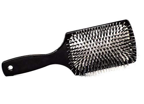 Hair Extensions Hair Brush - Ionic Hair Brush for Hair Extensions