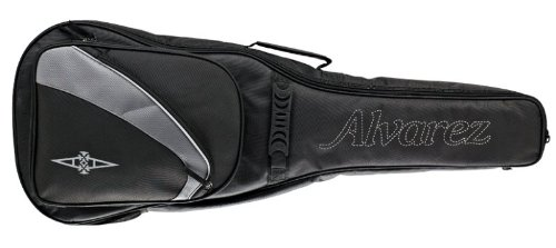 Alvarez AGB-15A Gig Bag - Dreadnought Style - Black