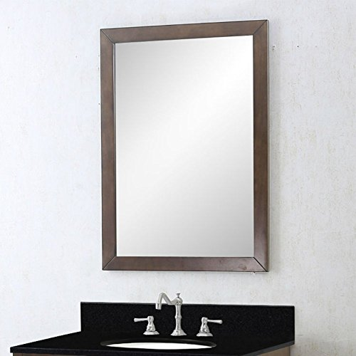"Legion Furniture WLF7040-24-M 24"" Antique Coffee Mirror"